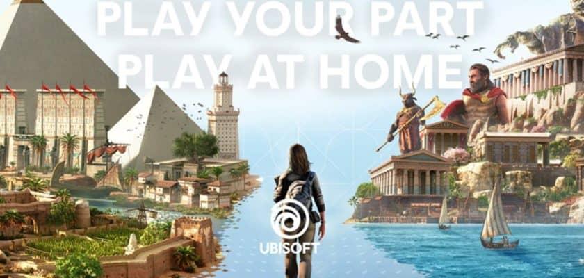 Ubisoft discovery tours gratuits