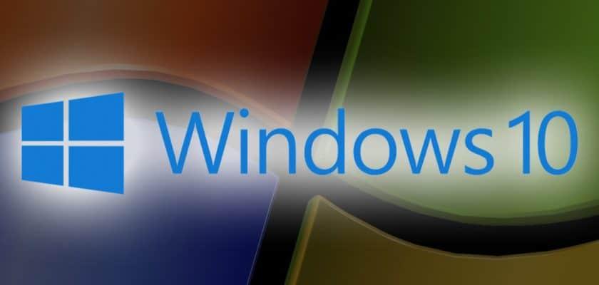 fin microsoft windows 10 version 32 bits