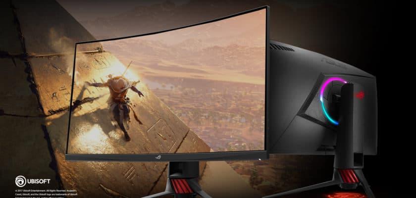 Ecran PC Gamer Asus ROG XG32VQR