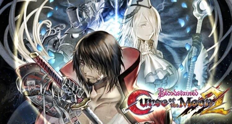 Bloodstained curse of the moon 2 jeu vidéo