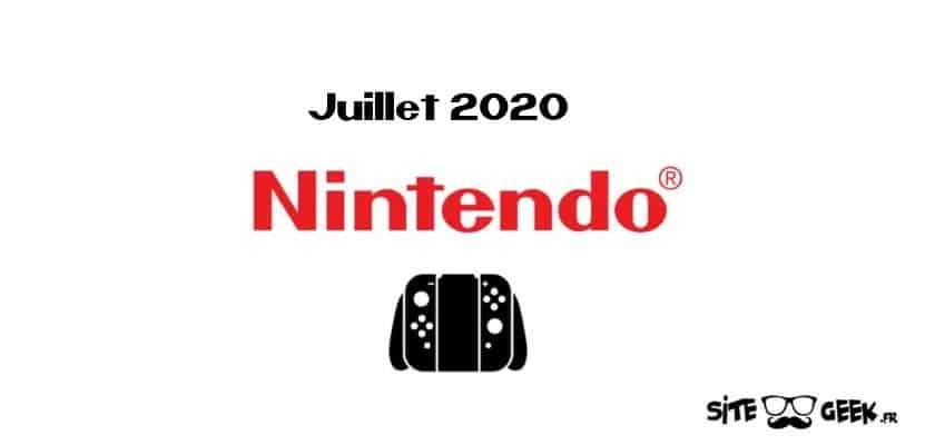 Switch Sorties juillet 2020