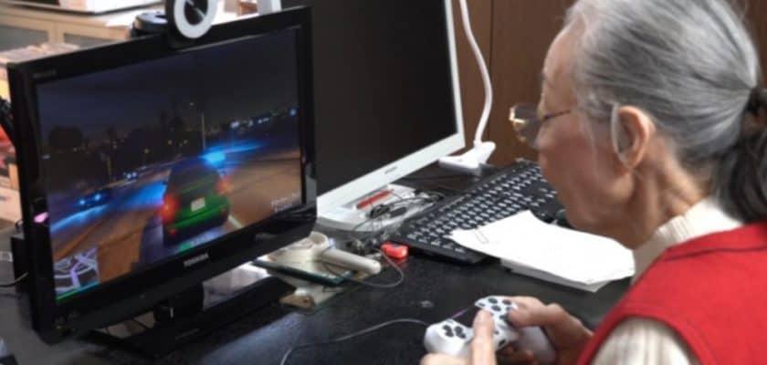 streameuse la plus âgée au monde accro aux jeux vidéo