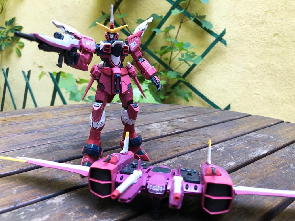 Le RG Justice Gundam vendu chez Rise of Gunpla
