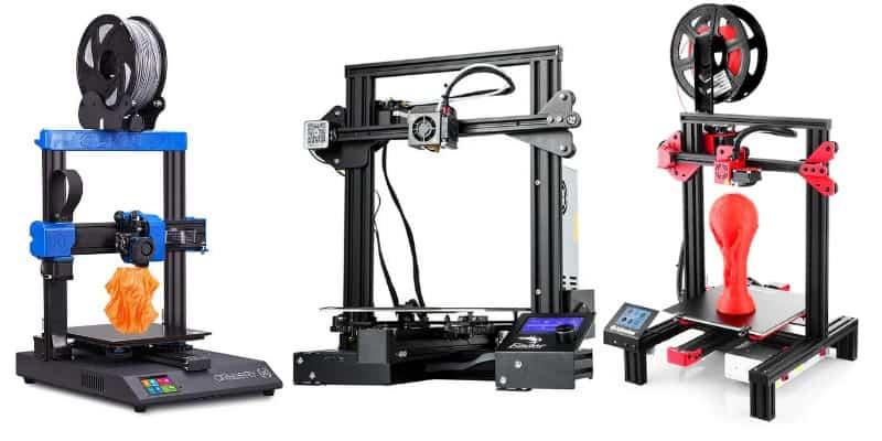 3D printers sample