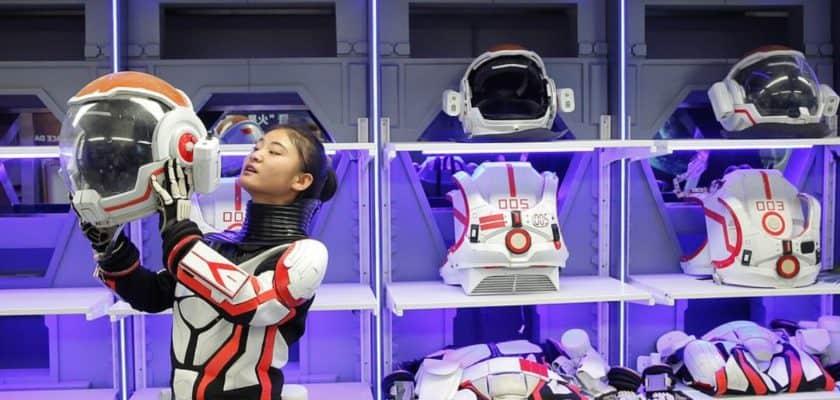 Chine sonde spatiale mars
