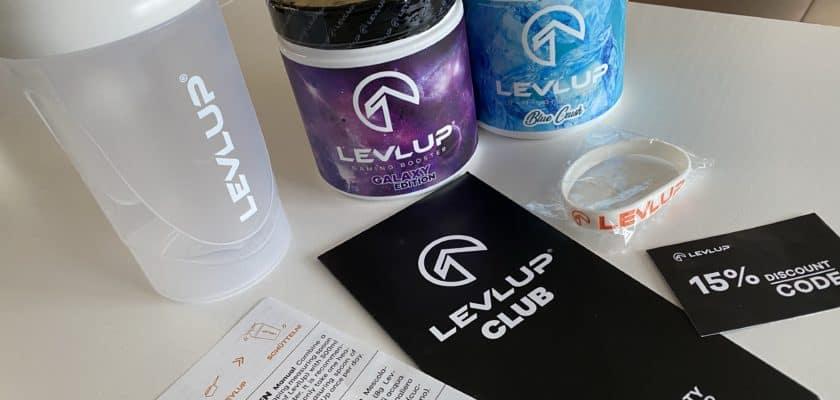 Levlup, les produits
