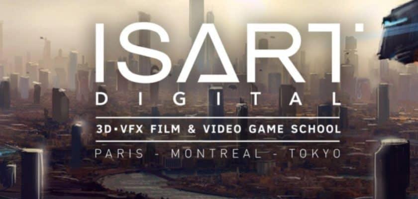 ISART digital jeux gratuits 2020