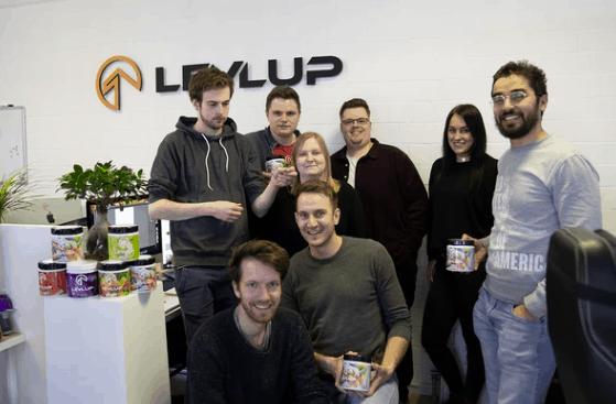La team Levlup
