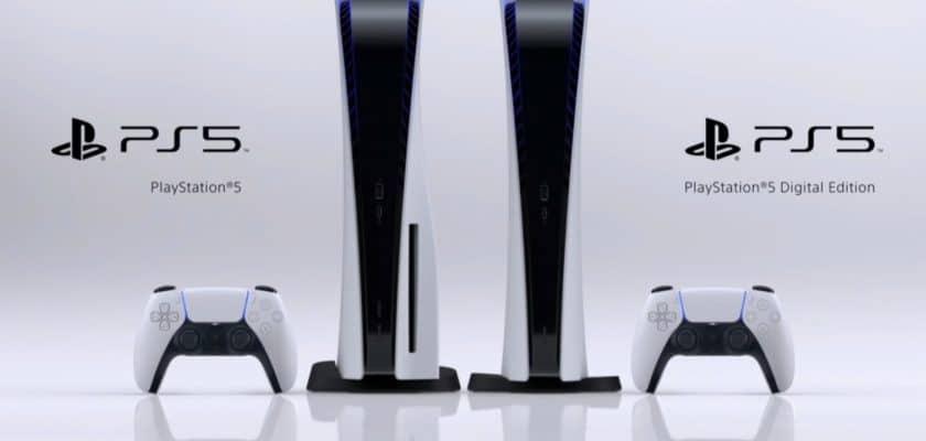 Playstation 5 date sortie et prix