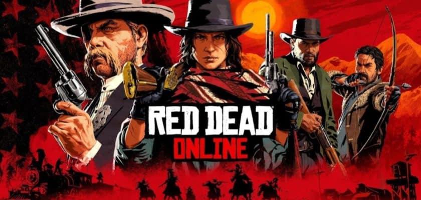 Red dead online mise à jour importante