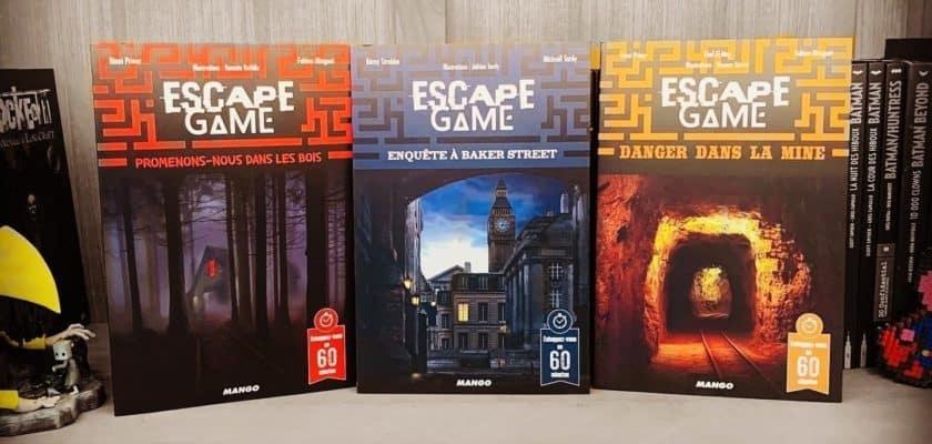 Une Escape Game