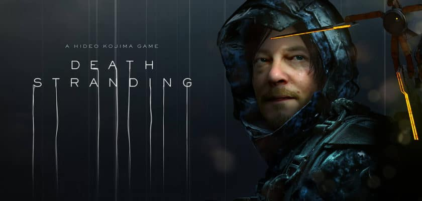 Le visuel officiel de Death Stranding
