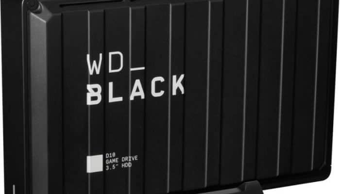 WD black 8 To