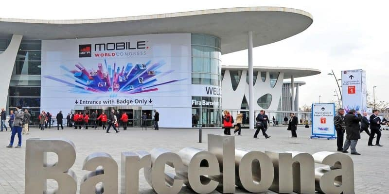 MWC édition 2021 Mobile World Congress Barcelone