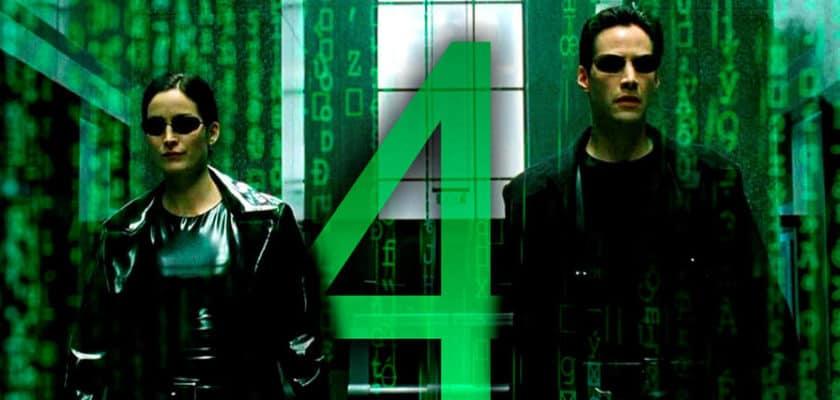 Matrix 4 sortie
