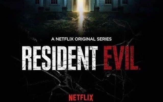 Netflix série Resident Evil sortie
