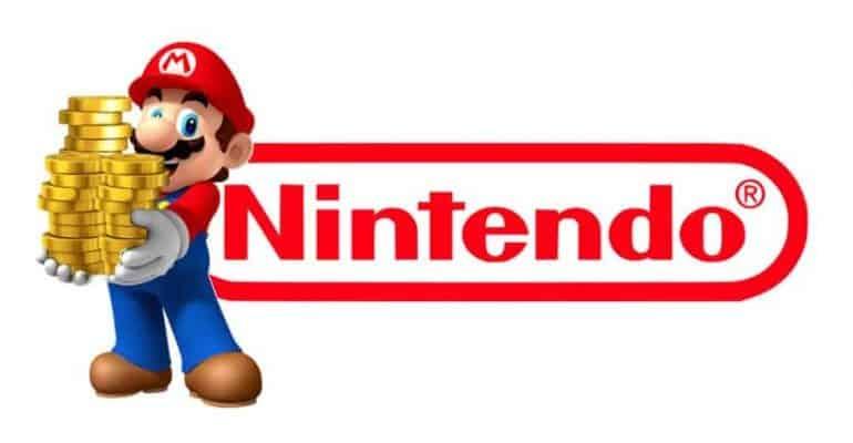 Nintendo console switch succès ventes