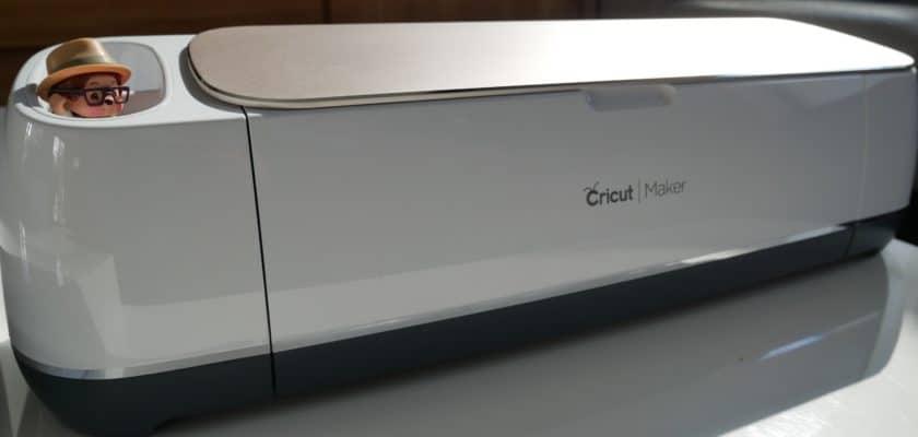 cricut maker front