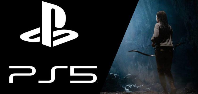 PS5 pub tv playstation 5 sony