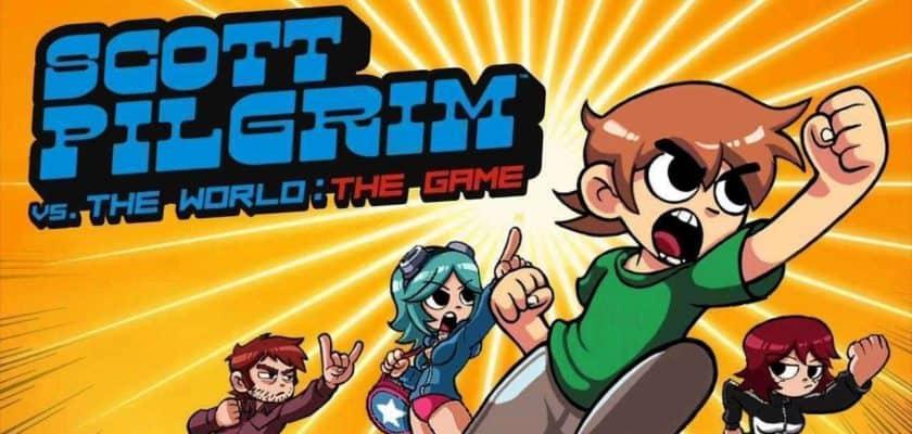 Scott Pilgrim nouveau jeu vidéo ubisoft