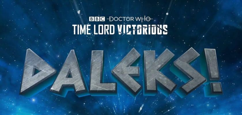 Doctor Who spin off Daleks