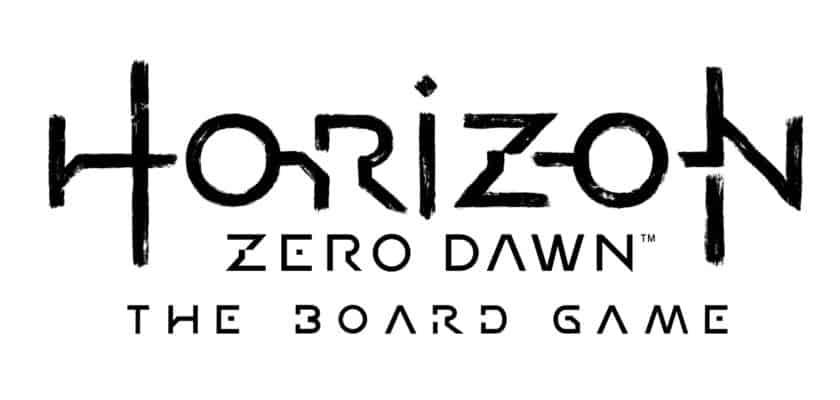 Horizon Zero Dawn jeu de plateau