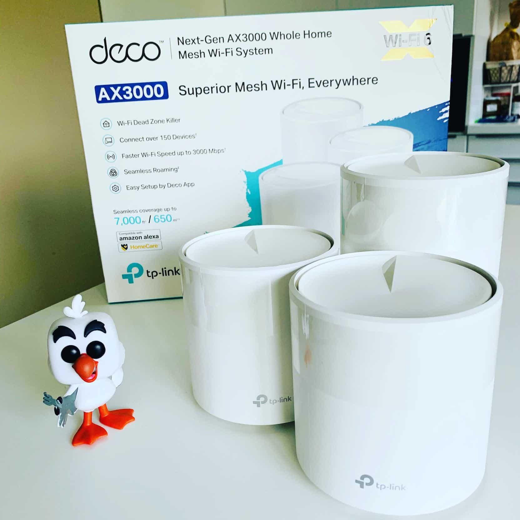 Les Deco X60 sont même compatible Alexa