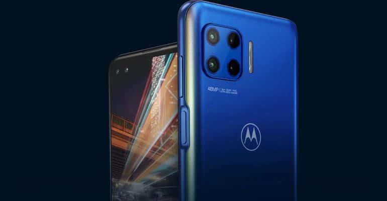 Motorola G 5G Plus test smartphone