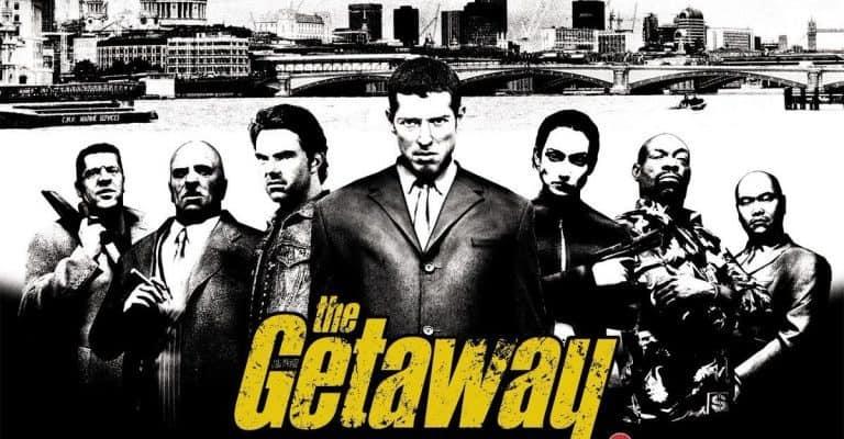 The getaway sortie PlayStation 5