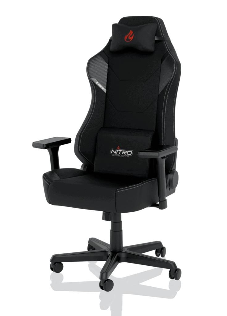 La chaise gaming Nitro Concepts X1000