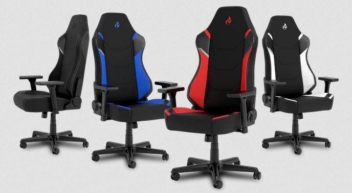 Les 4 modèles différents de la Nitro Concepts X1000