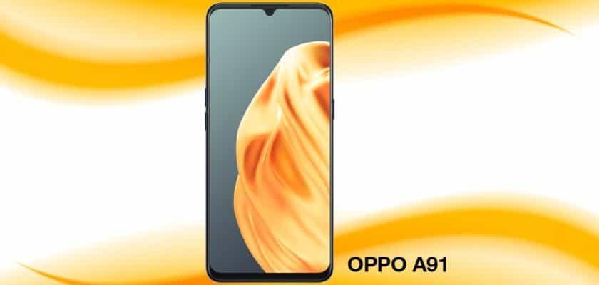 L'OPPO A91