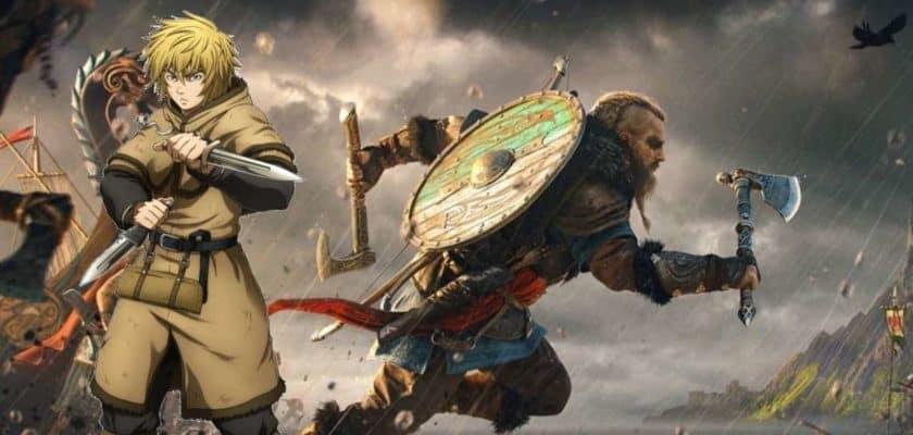 Assassin's Creed et manga Vinland