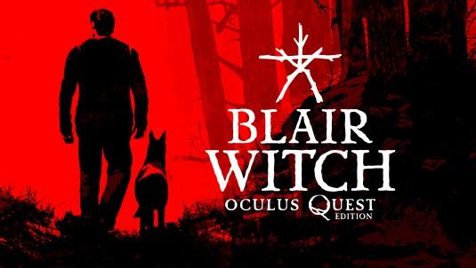 Blair Witch édition réalité virtuelle