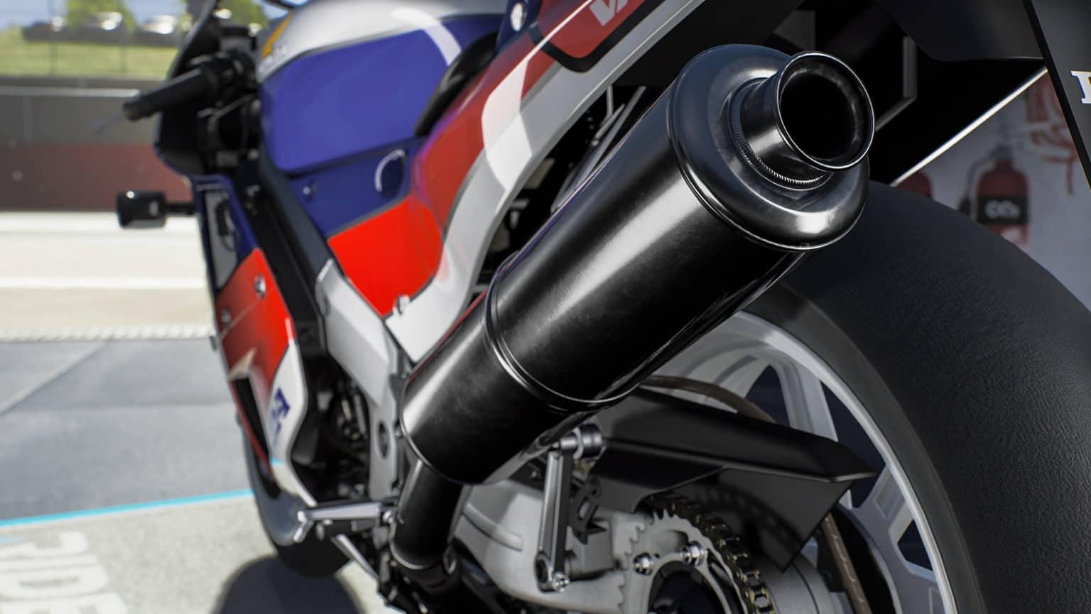Le niveau de détail apporté aux motos de Ride 4 est vraiment étonnant - Ride 4