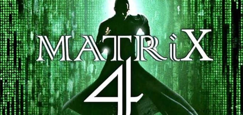 Matrix 4 sortie film