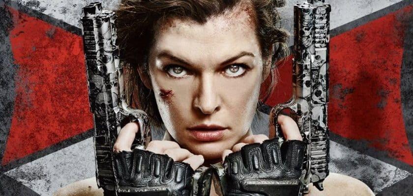 Resident Evil reboot film