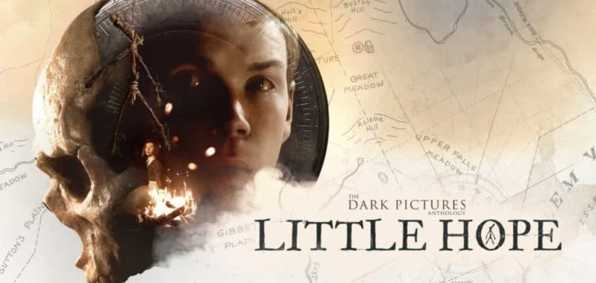 The Dark Pictures Anthology Little Hope bande annonce