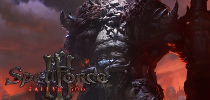 Le visuel officiel de Spellforce 3 Fallen God