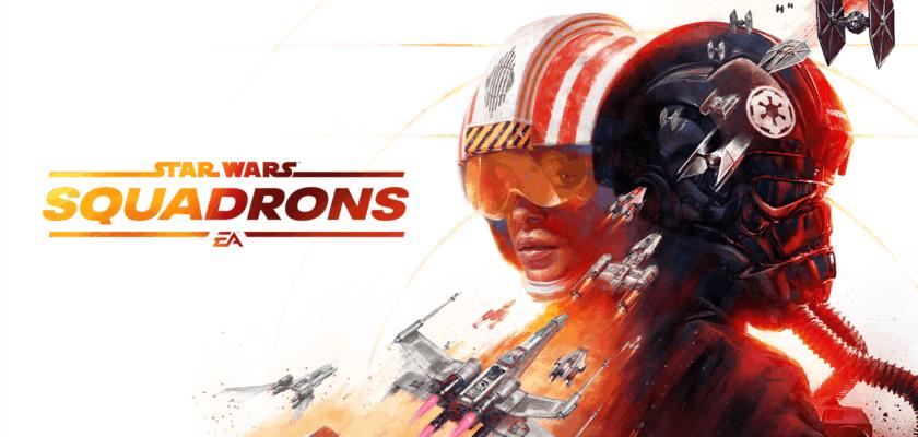 Le visuel officiel de Star Wars Squadrons
