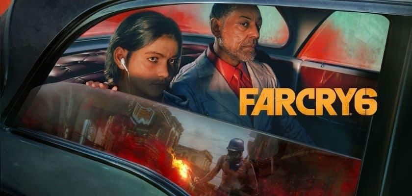Far Cry 6 date sortie
