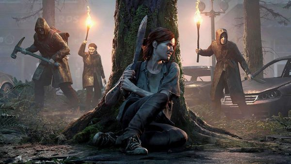 Game Awards 2020 nomination Last of Us 2