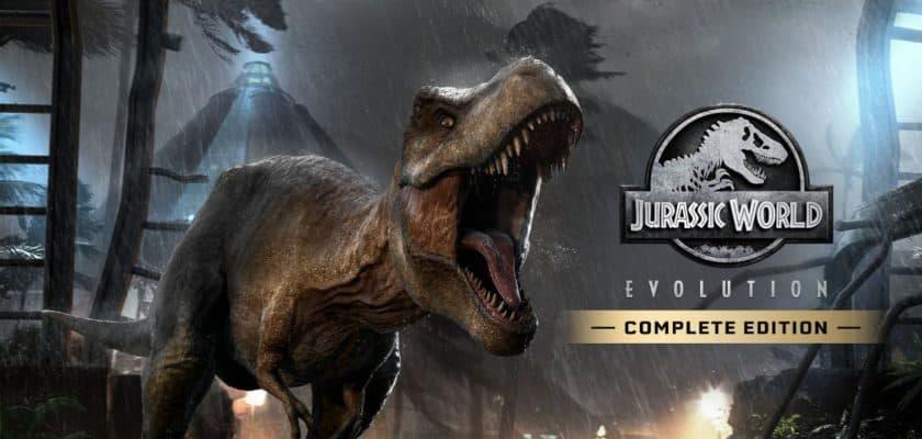 Jurassic World Evolution Nintendo Switch