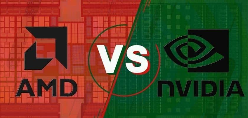 Nvidia vs AMD duel