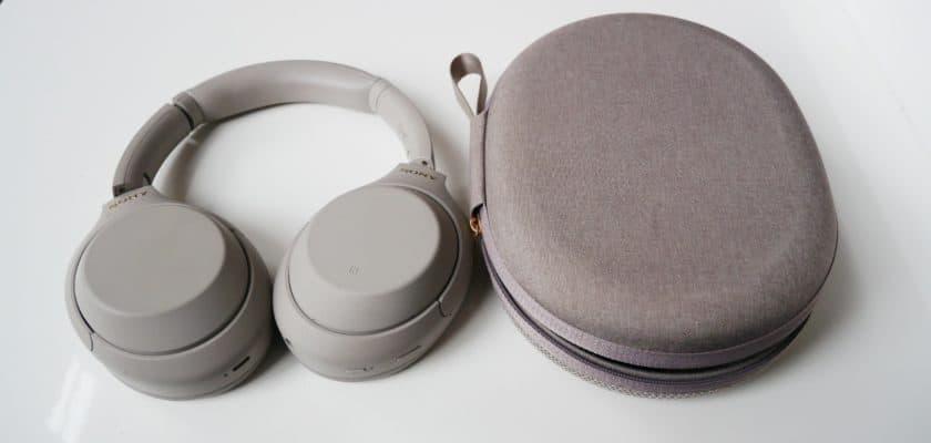 wh-1000xm4 head