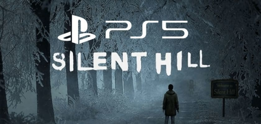 Silent Hill PS5 sortie