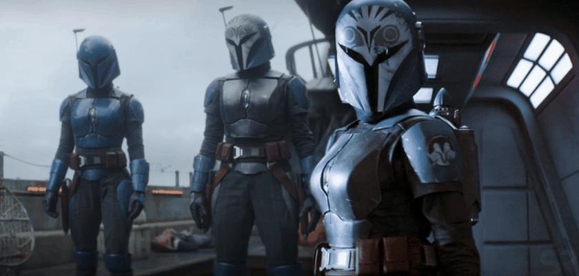 Bo-Katan, un des nouveau personnage de The Mandalorian Saison 2
