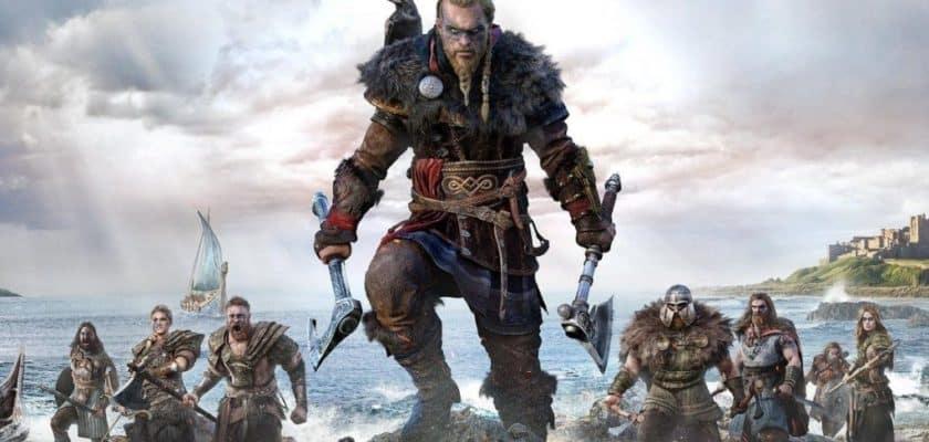 Le visuel officiel de Assassin's Creed Valhalla