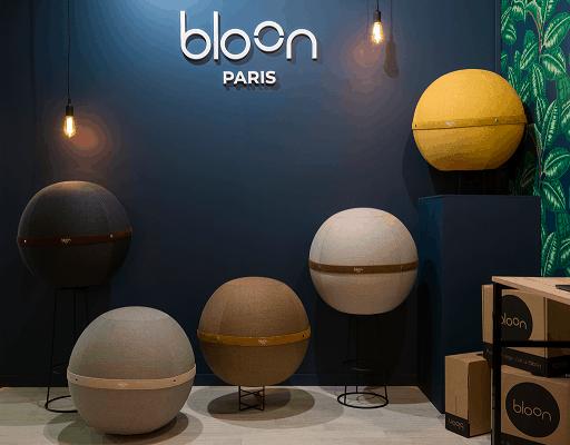 Des ballons design pour une assise optimale