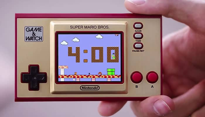 Game Watch Super Mario 35